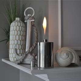 Starlite Patio 7 inch Polished Manhattan Floor Torch