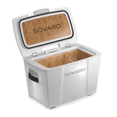 Sovaro 70 Qt. Luxury Cooler - White