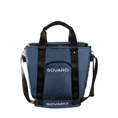 Sovaro 18 Inch Blue Soft-Sided Cooler