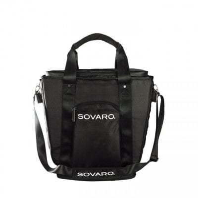 Sovaro 18 Inch Black Soft-Sided Cooler