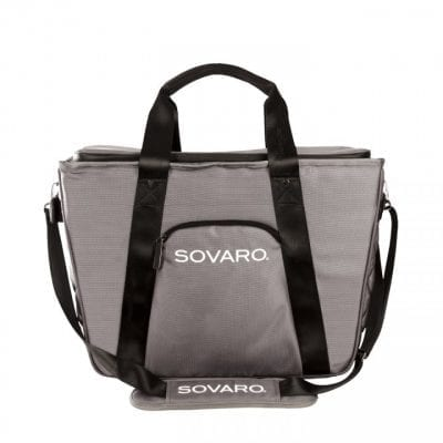 Sovaro 22 Inch Grey Soft-Sided Cooler