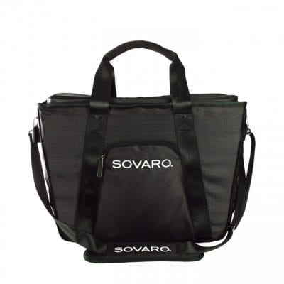 Sovaro 22 Inch Black Soft-Sided Cooler