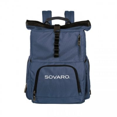 Sovaro Blue Backpack Cooler
