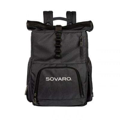 Sovaro Black Backpack Cooler