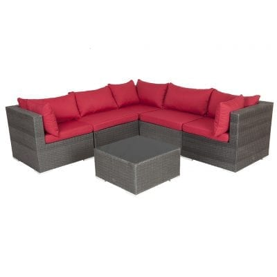Outdoor Sectional Pieces