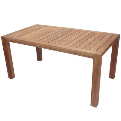 Royal Teak Collection 63-Inch Comfort Table