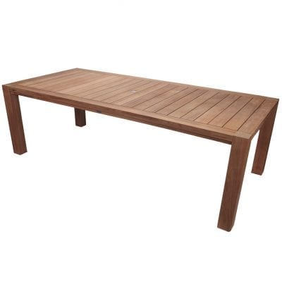 Royal Teak Collection 96-Inch Comfort Table