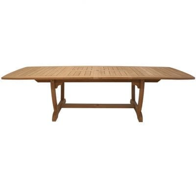 Royal Teak Collection Small Gala Expansion Table