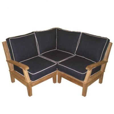 Royal Teak Collection Miami Sectional