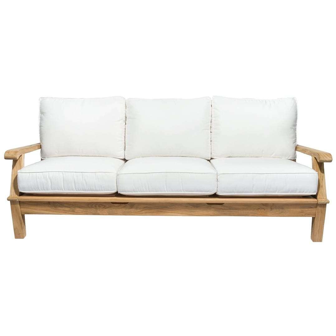 Royal Teak Collection Miami 3 Seater Sofa