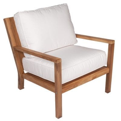Royal Teak Collection Coastal Chair