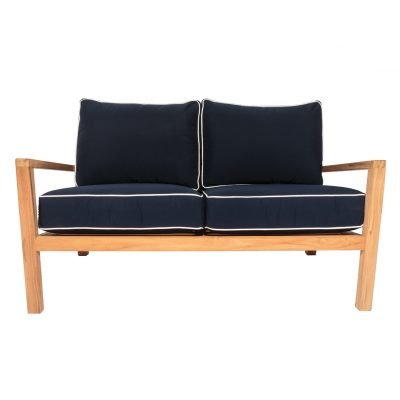Royal Teak Collection Coastal Love Seat