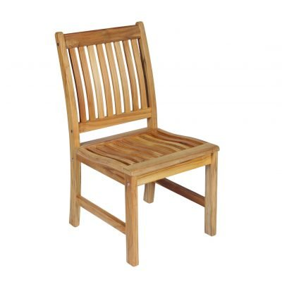 Royal Teak Collection Compass Dining Side Chair – COMSC