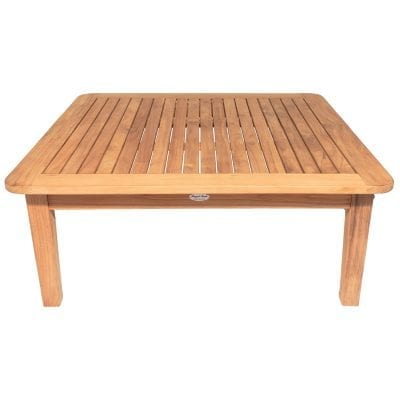 Royal Teak Collection Miami Square Table - MIAT42S