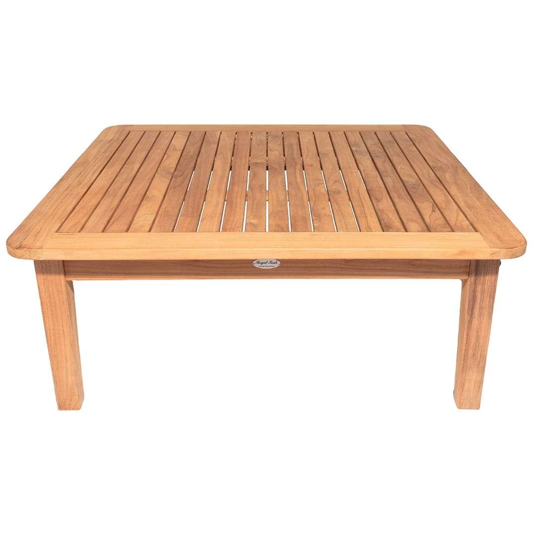 Royal Teak Collection Miami Square Table - MIAT42S