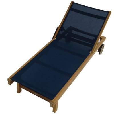 Royal Teak Collection Navy Sundaze Sling