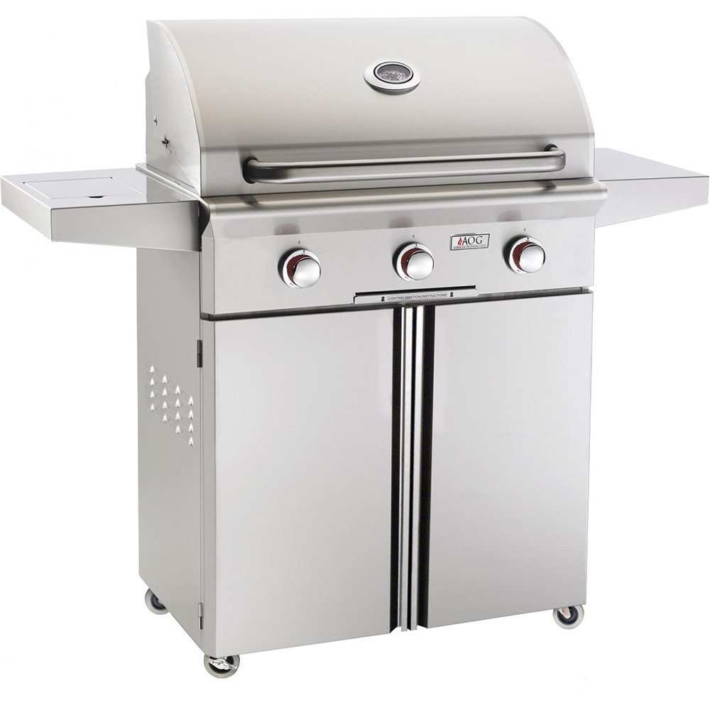 AOG T Series 30-Inch Freestanding Grill