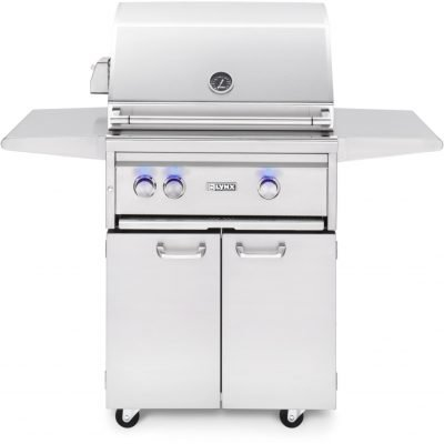 Lynx Professional 27-Inch Freestanding Grill Plus Rotisserie