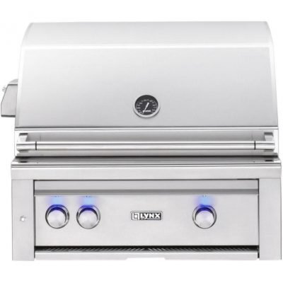 Lynx Professional 30-Inch Infrared Grill Plus Rotisserie