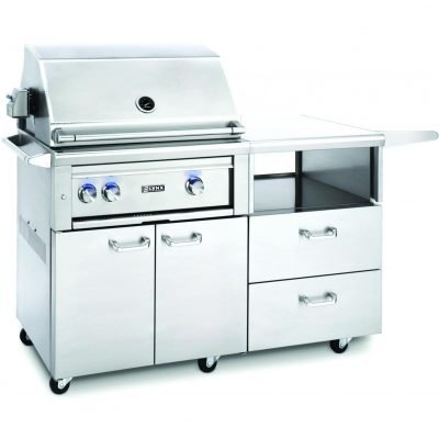 Lynx Professional 30-Inch Infrared Mobile Kitchen