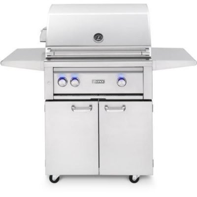 Lynx Professional 30-Inch Freestanding Grill Plus Rotisserie