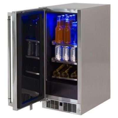 Lynx Professional 15-Inch Left Hinge Refrigerator
