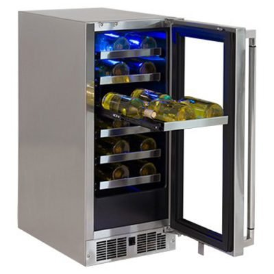 Lynx Professional 15-Inch Outdoor Wine Cellar