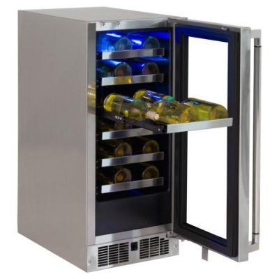 Lynx Professional 15-Inch Right Hinge Outdoor Wine Cellar