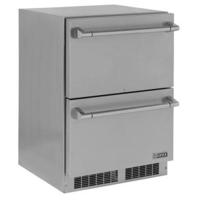 Lynx Professional 24-Inch Two Drawer Refrigerator