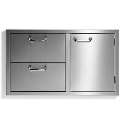 Lynx Sedona 36-Inch Door Drawer Combination