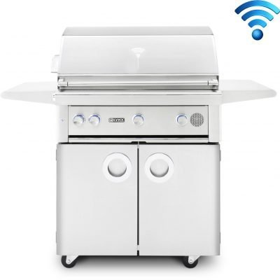 Lynx Professional 36-Inch Freestanding Smart Grill