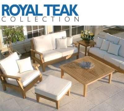 Royal Teak Collection