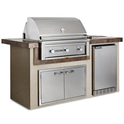 Lynx Island Package Including 36-Inch Sedona Grill