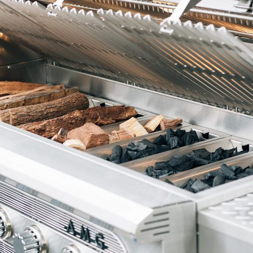 American Muscle Grill 54-Inch Grill