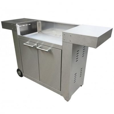 Le Griddle 30-Inch Griddle Cart