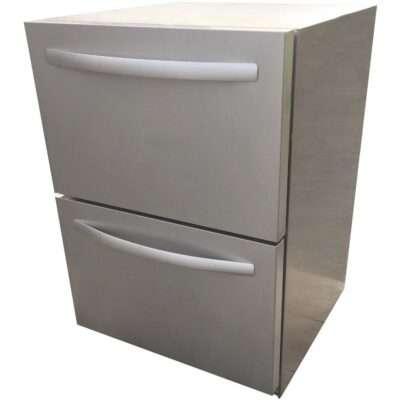 RCS 24-Inch Dual Drawer Refrigerator