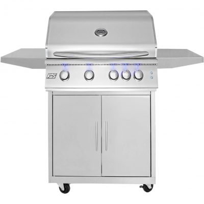 RCS Premier Series 32-Inch PG Freestanding Grill Plus Lighting Package
