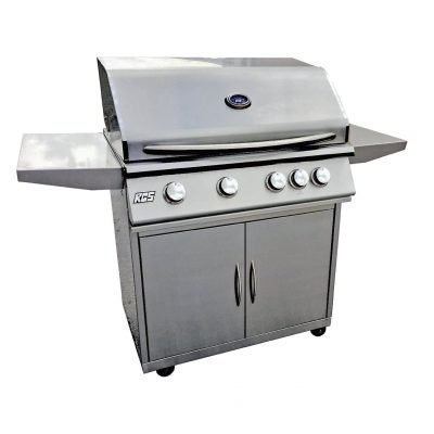RCS Premier Series 40-Inch Freestanding Propane Gas Grill