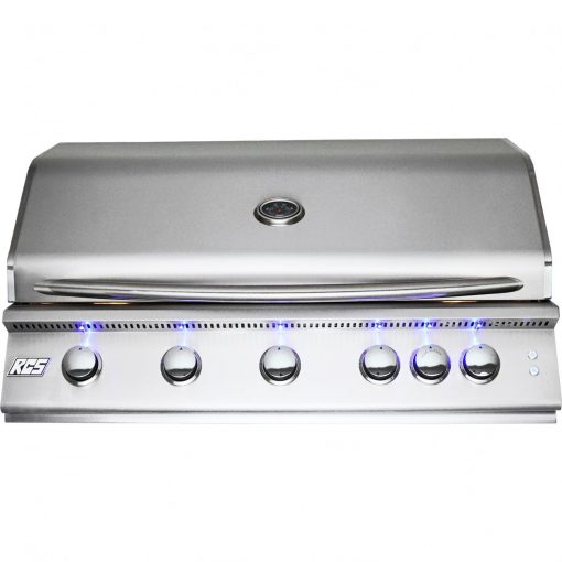 RCS Premier Series 40-Inch Propane Gas Grill Plus Lighting Package