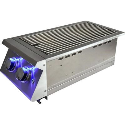 RCS Premier LED Series Propane Double Side Burner
