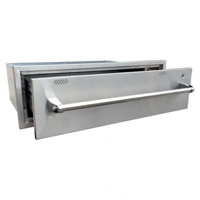 RCS R-Series 36-Inch Warming Drawer