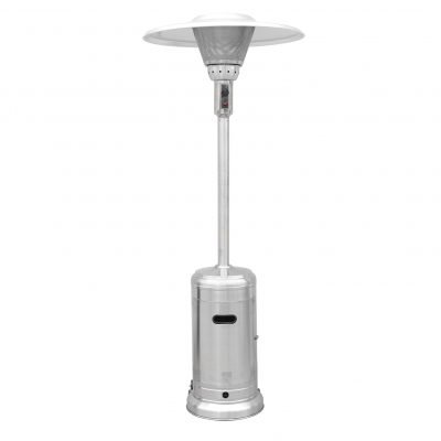 AZ Patio Heaters 91-Inch Stainless Steel Natural Gas Heater