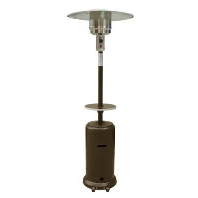 AZ Patio Heaters 87-Inch Hammered Bronze Heater