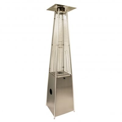 AZ Patio Heaters Stainless Steel Glass Tube Heater