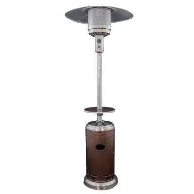 AZ Patio Heaters 87-Inch Bronze Stainless Heater