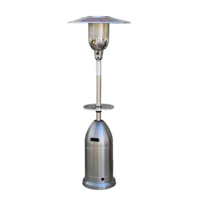 AZ Patio Heaters 87-Inch Tapered Stainless Steel Heater