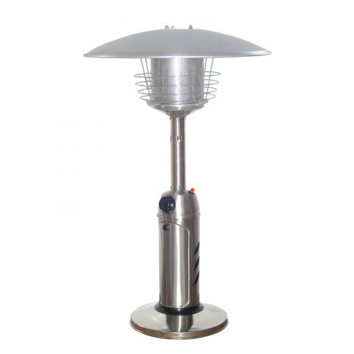 AZ Patio Heaters 38-Inch Stainless Steel Table Top Heater