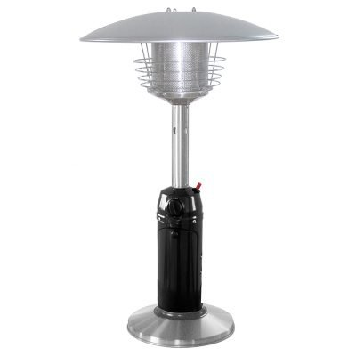 AZ Patio Heaters 38-Inch Black and Steel Table Top Heater