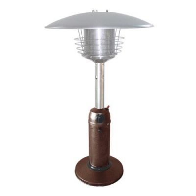 AZ Patio Heaters 38-Inch Bronze Table Top Heater