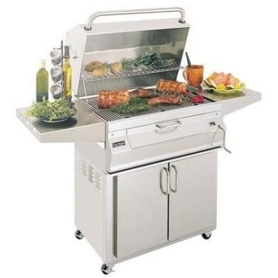 Freestanding Charcoal Grills